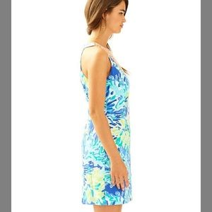 93b46965871acb Lilly Pulitzer Dresses - Lilly Pulitzer pearl shift wade and sea dress